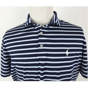 Polo Ralph Lauren Large Polo Shirt Striped - B